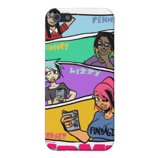 GDMN PNTY BRGD COVER FOR iPhone SE/5/5s