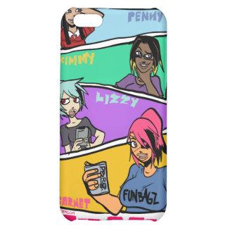 GDMN PNTY BRGD iPhone 5C CASE