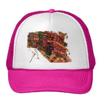 gdp fear ink trucker hat