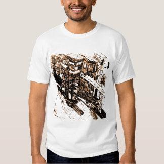 gdp fear t-shirt
