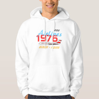 GDR airlines (interflight) Hoodie