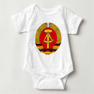 GDR coat of arms Baby Bodysuit