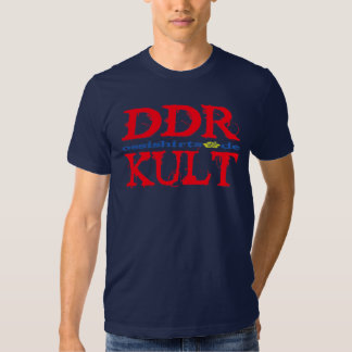 GDR is cult T Shirts