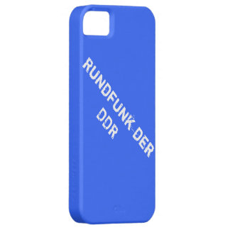 GDR mobile phone covering iPhone 5 Cover