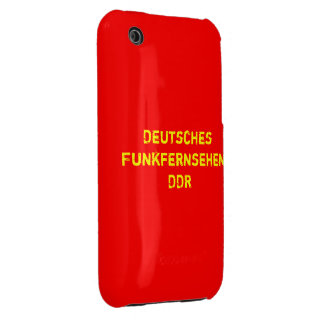 GDR mobile phone covering iPhone 3 Cases