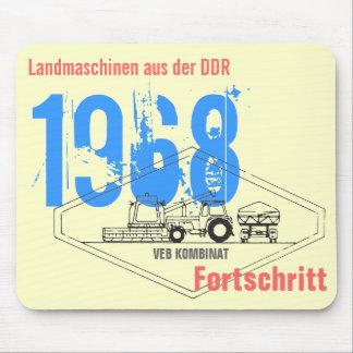 GDR progressed Mouse Pad