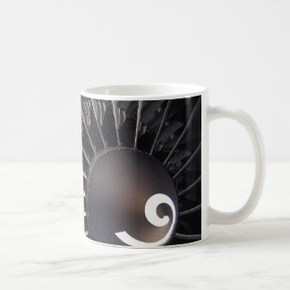 GE90 Jet Engine Coffee Mug
