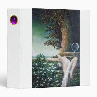 GEA ,MYRTLE AND WATER 3 RING BINDER