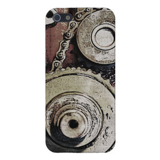 gear box mechanic steampunk cover for iPhone 5/5S