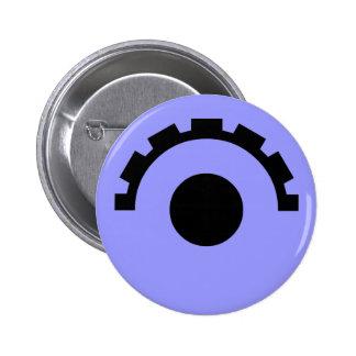 Gear Eye Pin