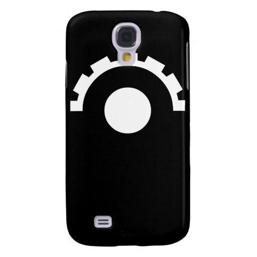 Gear Eye Samsung Galaxy S4 Cover
