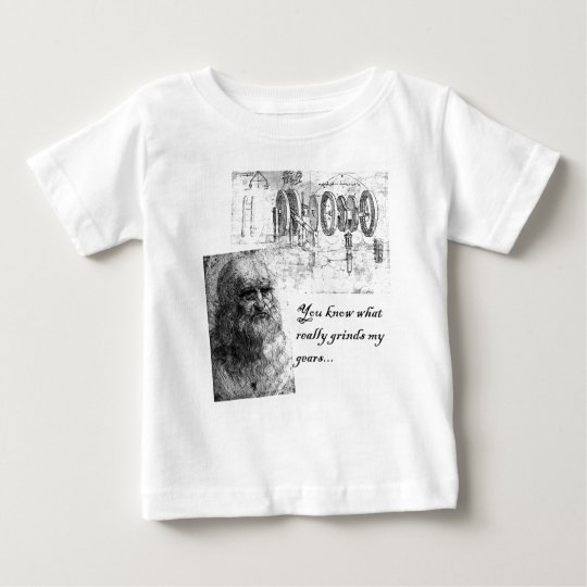 Gear Grinder Baby T-Shirt