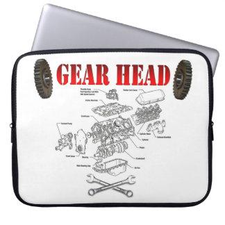 GEAR HEAD LAPTOP SLEEVES