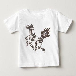 Gear Horse Baby T-Shirt