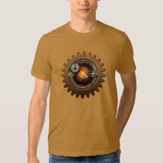 Gear in Watercolor T-shirt