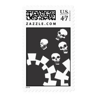 Gear Skulls #1 Postage