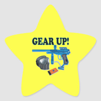 Gear Up 2 Star Stickers