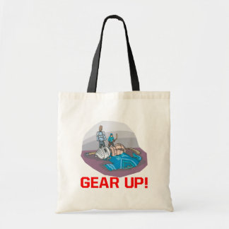 Gear Up Tote Bags
