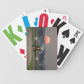 gear up bicycle poker cards