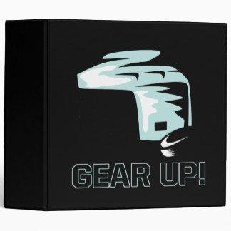Gear Up Binder