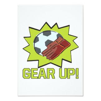 Gear Up Card