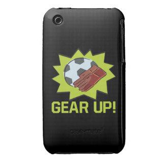 Gear Up Case-Mate iPhone 3 Case