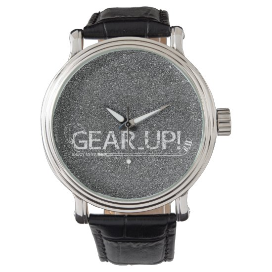 Gear Up Hockey Watch