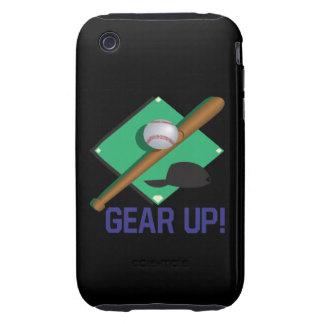 Gear Up iPhone 3 Tough Case