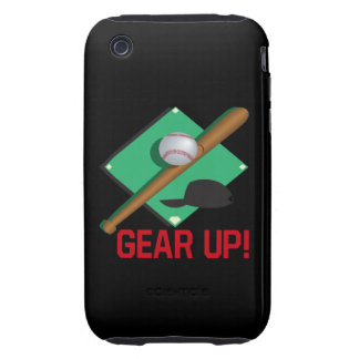 Gear Up iPhone 3 Tough Cases