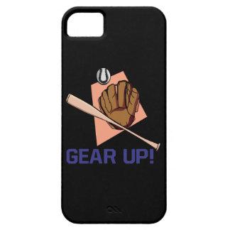 Gear Up iPhone SE/5/5s Case