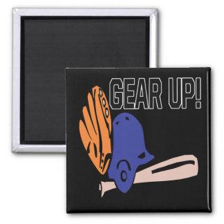 Gear Up Magnet