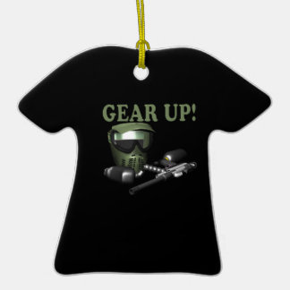 Gear Up Ornaments