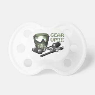 Gear Up Pacifier