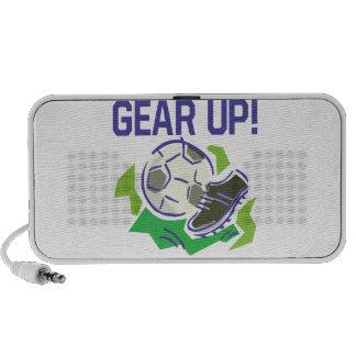 Gear Up Portable Speaker