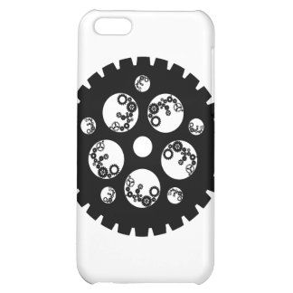 Gear Worx - All Black Case For iPhone 5C