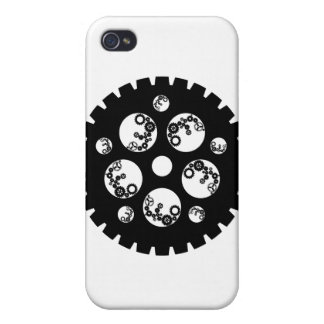 Gear Worx - All Black iPhone 4/4S Case
