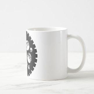Gear Worx - All Black Coffee Mugs