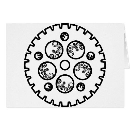 Gear Worx (White) Card