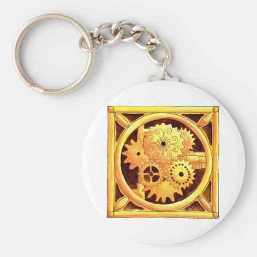 Gearbox1 Key Chains