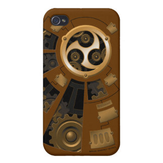 Geared for Taiko iPhone 4 Cases