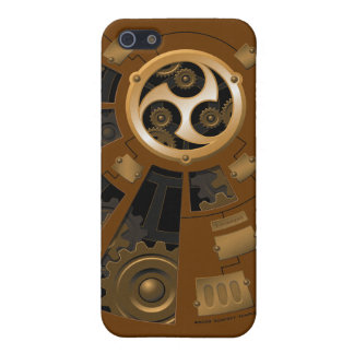 Geared for Taiko iPhone 5 Cover