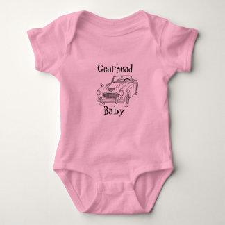 Gearhead Baby Infant Creeper