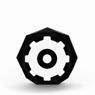 Gearhead Ideology Acrylic Award