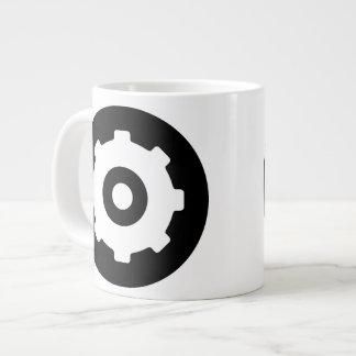 Gearhead Ideology Extra Large Mug