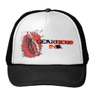 Gearhead Ind. Grenade trucker hat