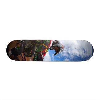 Gearing Up-Skate Board
