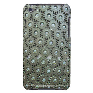 Gears01 Case - iPod Touch