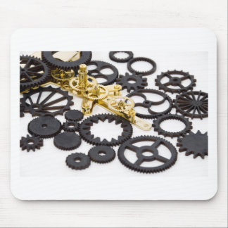Gears070209 Mouse Pad