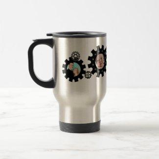 Gears 4 Photo Mug mug