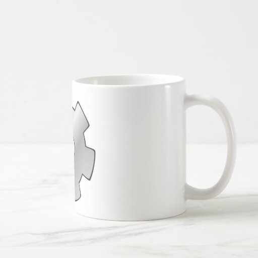 Gears and Wires logo Coffee Mugs